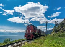 Utazás Moszkvától a Bajkál-tóig a transzszibériai vasúton, repülőjeggyel, illetékkel