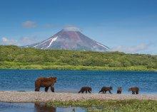 8 napos körutazás az orosz Távol-Keleten a kamcsatkai vulkánoktól a vlagyivosztoki Szafari Parkig