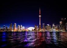 Kirándulás Kanadában repülőjeggyel, illetékkel, reggelivel, programokkal, belépőkkel, idegenvezetéssel