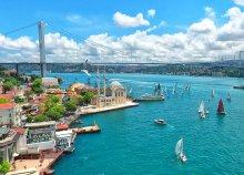 6 nap Isztambulban, repülőjeggyel, helyi buszos kirándulásokkal, félpanzióval, idegenvezetéssel