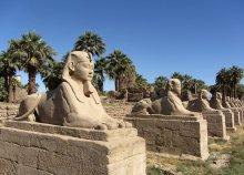 Körutazás a Nílus mentén hajózással, repülőjeggyel, illetékkel, félpanzióval/teljes ellátással, 5*-os szállásokkal