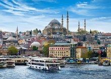 4 napos városnézés és gasztronómiai kalandok Isztambulban, repülőjeggyel, illetékkel, 4*-os szállással