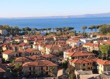 8 napos körutazás Olaszországban, Umbriában, Lazióban és Toszkána déli részén, busszal, reggelivel