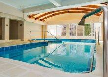 8 napos nyaralás 2 főre Hajdúszoboszlón, félpanzióval, wellnesshasználattal, az Aqua Blue Hotelben