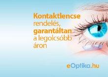 eOptika: 30-50%-al olcsóbb, mint a boltokban! Állandó akciók, a készlet erejéig!