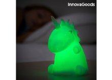 InnovaGoods Gadget Kids LEDicorn színváltós egyszarvú lámpa