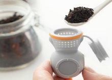 Szilikon Tea Infúzer Diver InnovaGoods Kitchen Foodies