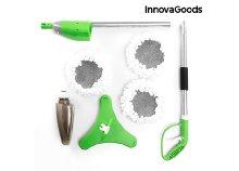 InnovaGoods Home Houseware hármas mop permetezővel