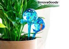 Automata öntöző földgömbök Aqua·loon InnovaGoods (2 Darab) Home Garden