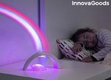 InnovaGoods Gadget Kids gyermek LED szivárvány projektor