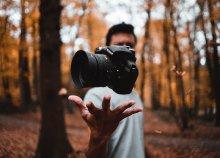 Online fotós tanfolyam kezdő fotógráfusok számára a The Bright Academy-től!