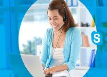 Tanulj otthonról, kényelmesen a Skypesuli segítségével!