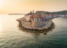 8 nap a portoroz-i Vila Barkában, önellátással