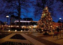 Karácsony a Hotel Fitben félpanzióval