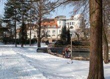 3 napos téli wellness 2 főre félpanzióval a miskolctapolcai Bástya Wellness Hotelben****