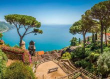 6 nap az olaszországi Amalfi-partvidéken, Nápolyban, Capri és Sorrento szigetén