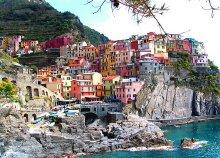 5 napos olasz kirándulás Cinque Terrébe és Elba-szigetére, busszal, reggelivel