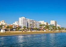 8 nap 2 főre Dél-Cipruson, félpanzióval, repülővel, a lárnakai Livadhiotis City Hotelben