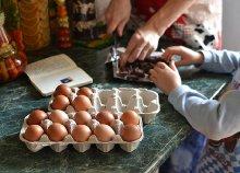 Szülő-gyerek páros főzés az Al-Ba Cook Főző és Cukrász Iskolától