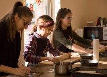 Főzőtanfolyam 9-14 év közöttieknek az Al-Ba Cook Főző és Cukrász Iskolától