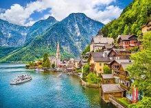 5 napos kirándulás az ausztriai Salzkammergut tavai és hegyei között, valamint Tirolban