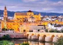 7 napos körút Dél-Spanyolországban, repülőjeggyel, illetékkel, félpanzióval, idegenvezetéssel
