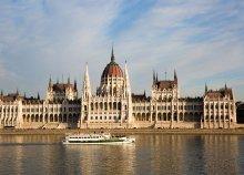 2 órás buszos városnézés Budapesten és 1 óra sétahajózás a Dunán