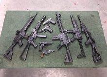 90 lövéses csomag 7 választható fegyverrel a Bunker Shooting jóvoltából