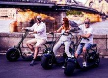 Elektromos roller bérlése 2 személyre, 1 vagy 2 órára a LUNA Tours jóvoltából