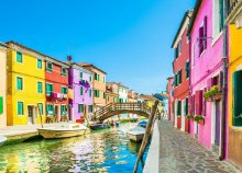 4 nap Velencében és Lido-szigeten, buszos utazással, reggelivel, 3*-os szállással