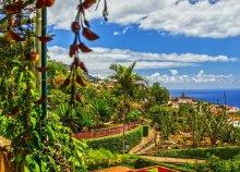 Kirándulás Madeirán, az Atlanti-óceán virágoskertjében, repülőjeggyel, reggelivel