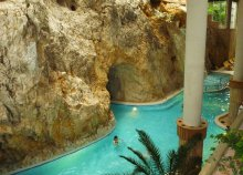 3 vagy 5 napos augusztus 20-i vakáció 2 főre Miskolctapolcán, a Kikelet Club Hotelben, félpanzióval