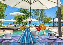 8 napos nyaralás 2 főre a siófoki Prémium Hotel**** Panorámában, félpanzióval