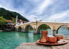 3 napos körutazás Boszniában, busszal, reggelivel, egy vacsorával, 3*-os szállással