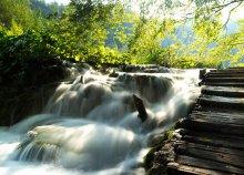 3 napos kirándulás a Plitvicei és a Krka Nemzeti Parknál, buszos utazással, reggelivel
