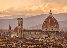 4 napos augusztus 20-i városnézés Firenzében, buszos utazással, félpanzióval