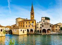 5 napos körutazás Észak-Olaszországban, busszal, reggelivel, 3*-os szállással