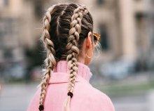 Választható hajfonatok készítése a Jászai Mari térnél lévő Hajklinikán