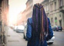 Afrofonás bármilyen színnel a Jászai Mari térnél lévő Hajklinikán
