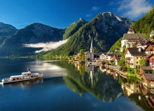 2 napos kirándulás Hallstattban és Salzburgban, buszos utazással, reggelivel, 3*-os szállással