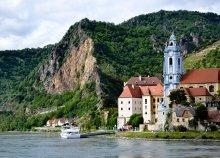 3 napos kirándulás az osztrák Dunakanyarban, buszos utazással, reggelivel, 3*-os szállással