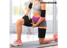 InnovaGoods Sport Fitness Sport szalagot szauna hatással karra és lábra (4 darab)