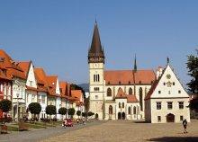 2 napos kirándulás a szlovákiai Szepességben, busszal, reggelivel, 3*-os szállással, idegenvezetéssel