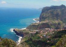 Körutazás Madeirán, az örök tavasz szigetén, repülőjeggyel, illetékkel, reggelivel
