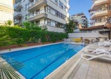 8 napos nyaralás a török riviérán, Alanyában, az Alanya Beach*** Hotelben, all inclusive ellátással
