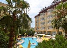 8 napos nyaralás Alanyában, az Artemis Princess**** Hotelben, all inclusive ellátással