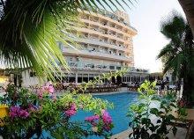 8 napos nyaralás Belekben, a Belkon**** Hotelben, all inclusive ellátással, repülőjeggyel, illetékkel