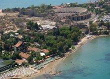 8 napos nyaralás a török riviérán, Sidében, a Leda Beach Hotelben***, félpanzióval