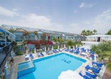 8 napos nyaralás a török riviérán, Sidében, a Sunberk Hotelben***, all inclusive ellátással
