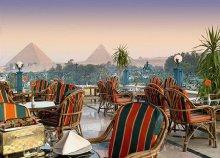5 napos nyaralás Egyiptomban, Kairóban, az Aurora Oriental Resort**** Hotelben